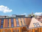 Nový penthouse v historické Vídni