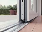 Dveřní systém VEKAMOTION 82 – štíhlý design a dokonale prosvětlený interiér