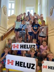 HELUZ uspořádal jazykový tábor pro děti zaměstnanců