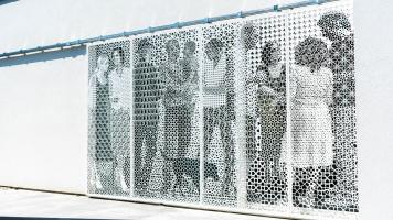 Výstavní galerie: stage garden GALLERY CREARS