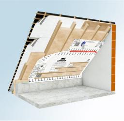 Střecha neodmyslitelně patří k základním konstrukčním prvkům (zdroj: URSA)