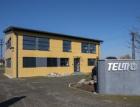 Ryzí dřevostavba provozovny firmy TELMO Chudoplesy