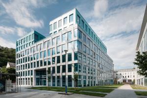 Praga Studios (zdroj: Česká rada pro šetrné budovy)