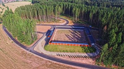 Všesportovní a volnočasový areál Hraběnka