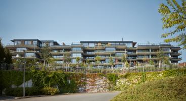 Rezidenční projekt Sakura