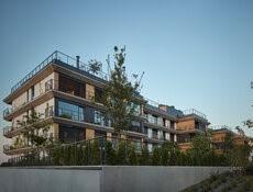 OBRAZEM: Prohlédněte si nejzelenější český rezidenční projekt