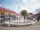 Rekonstrukce Karlova náměstí v Třebíči