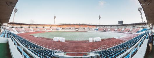 Strahovský stadion (zdroj: IPR Praha)