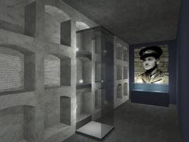 Vizualizace nové podoby Armádního muzea Žižkov
