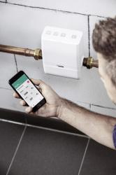 Spolehlivý systém detekce úniků vody