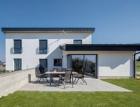 Projektant si na kraji jihočeské obce postavil vzorový pasivní dům