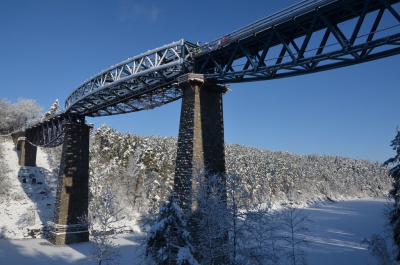 Rekonstrukce mostu Pňovany - Bezdružice