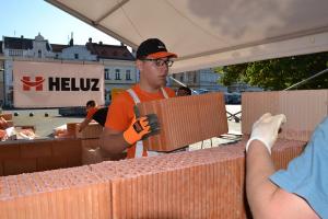 Desátý ročník soutěže ŘEMESLO/SKILL 2020 (zdroj: HELUZ)