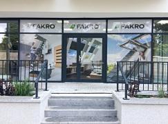 Nová vzorkovna FAKRO v Praze