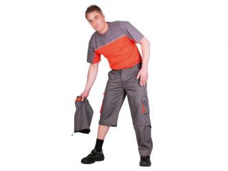 Kalhoty s odepínacími nohavicemi (zdroj: Brudra)