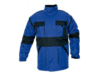 Montérková bunda s odnímatelnými rukávy (zdroj: Brudra)