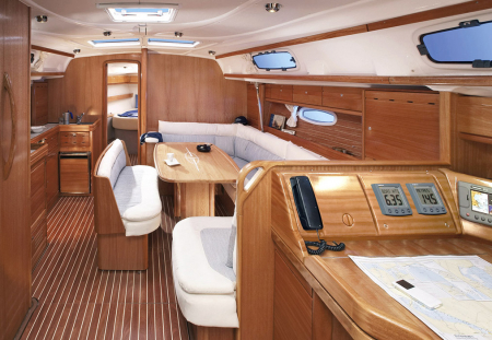 Remmers získal certifikaci IMO pro nátěry dřeva vinteriérech lodí