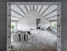 Masivní střecha zYtongu: Ochrana proti letnímu přehřívání bez klimatizace