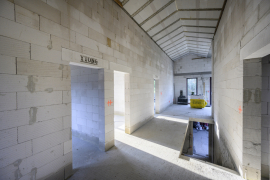Masivní střecha zYtongu – Ochrana proti letnímu přehřívání bez klimatizace
