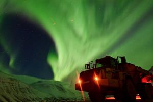 Metrostav dokončil pětikilometrový tunel v ledové pustině na Islandu (zdroj: Metrostav)
