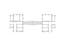 Technická ulice - půdorys