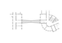 Zíkova ulice - půdorys