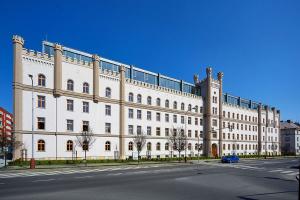 Ukázka revitalizace - Mladá Boleslav, Jičínská