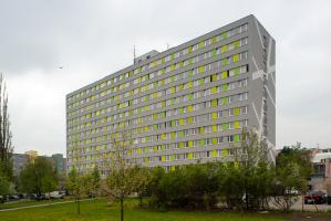 Ukázka revitalizace - Praha, Zahradní Město