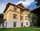 Rekonstrukce památkově chráněné vily na Vinohradech