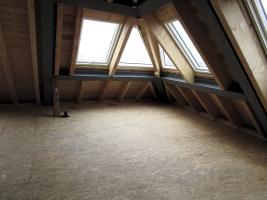 Rozšíření a modernizace činžovního domu ve Vídni (zdroj: FAKRO)