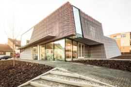 Firma HSF System získala titul Stavba roku 2020. Jako generální dodavatel realizovala výstavbu Společenského centra v Sedlčanech