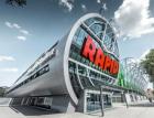 Stadion ve Vídni coby futuristický tunel