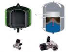 VIDEO: Správné zapojení expanzní nádoby a pojistného ventilu