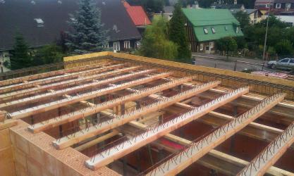 Stropy a podlahové konstrukce