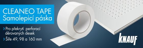 Samolepicí páska Knauf Cleaneo Tape