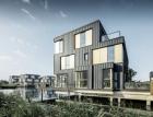 Originální bydlení v Amsterdamu: Malý ráj uprostřed vody