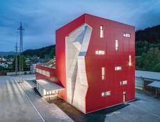 UPO Velké Poříčí: Stavební div s betonovou plastikou