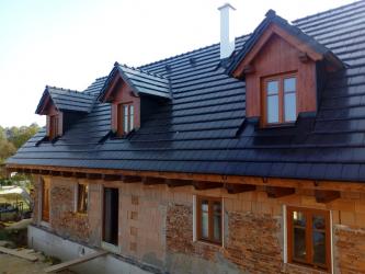 Rodinný dům v Horním Třešňovci