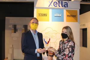 Značka Ytong je Nejdůvěryhodnější značkou stavebního materiálu roku 2020