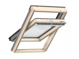 Střešní okno VELUX GLL s novým zasklením 64 (zdroj: VELUX)