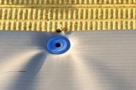 Obr. 8: Přetažené mechanické kotvení