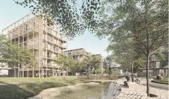 Vítězný návrh v soutěži Multi-Komfortní dům Saint-Gobain - park