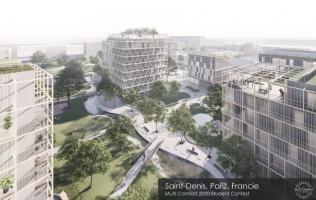 Vítězný návrh v soutěži Multi-Komfortní dům Saint-Gobain