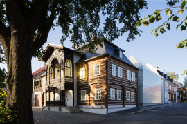 Firemní sídlo Lasvit Nový Bor