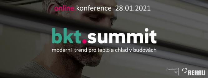 Konference bkt.summit