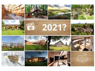 Nadace dřevo pro život vyhlašuje 11. ročník soutěže Dřevěná stavba roku 2021