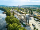 Ekologické betonárny slouží pražské dopravě