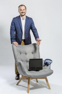 Ing. arch. Karel Kladívko, projektový specialista společnosti Baumit