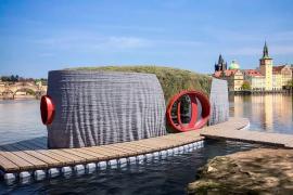 Prvok – první český 3D tištěný dům