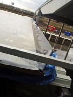 Střecha krytá fólií